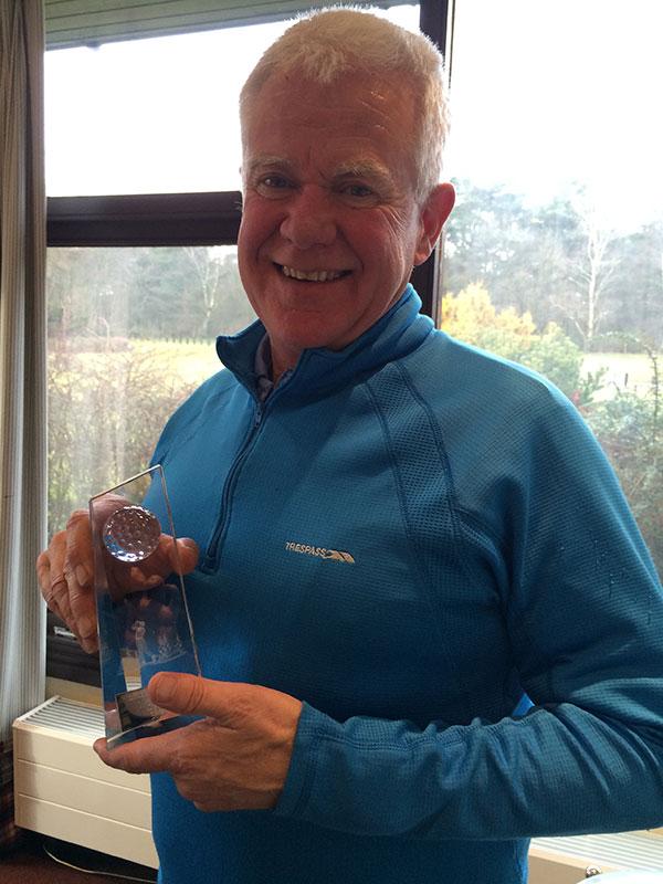 Woburn winner Hugh Porter